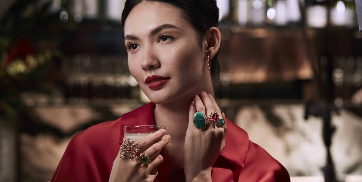 How To Wear A Cocktail Ring