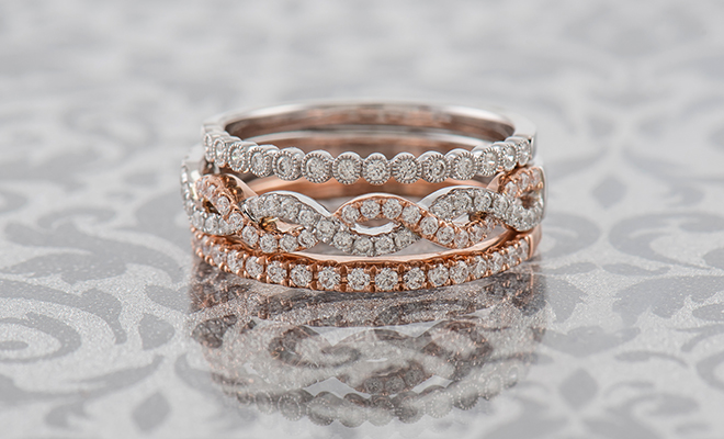 How to Build the Perfect Ring Stack? - Shanti Jewel