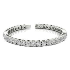 Bravia 9.43ct diamond tennis bracelet