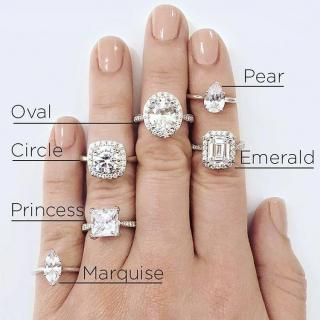 How To Make Your Diamond Ring Look Bigger